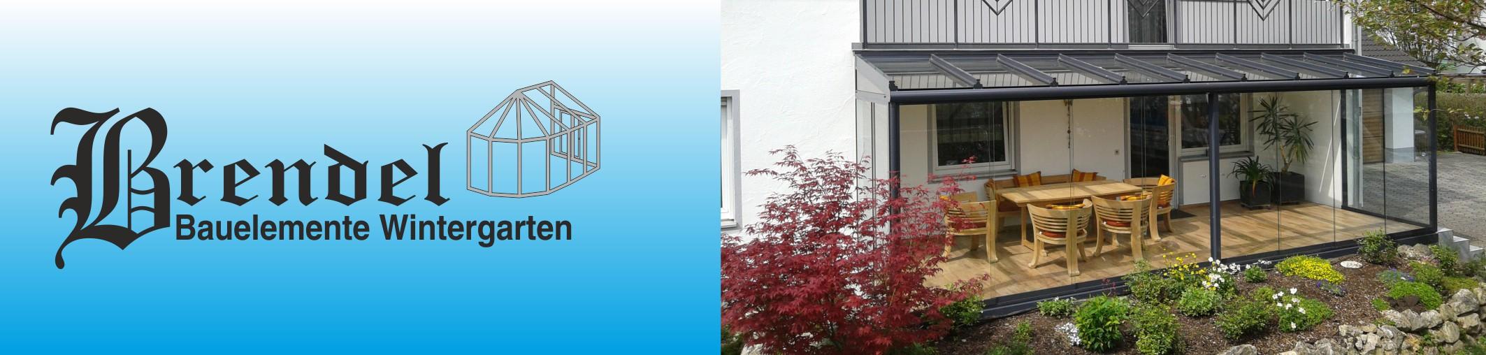 Bauelemente – Wintergarten – BRENDEL
