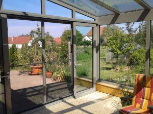 warm wintergarten brendel bauelemente wintergarten. Black Bedroom Furniture Sets. Home Design Ideas